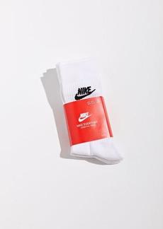 Nike Sportswear Everyday Crew Sock 3-Pack