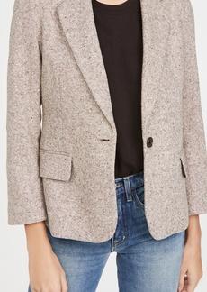 Nili Lotan Humphrey Elbow Patch Jacket