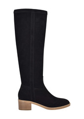 Nine West Caely Leather Riding Boot (Women)