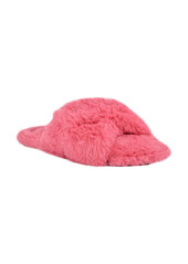 Nine West Cozy Faux Fur Slipper (Women)