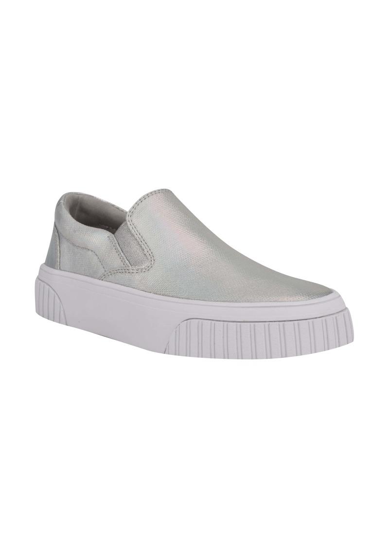 Nine West Dally Platform Slip-On Sneaker (Women)