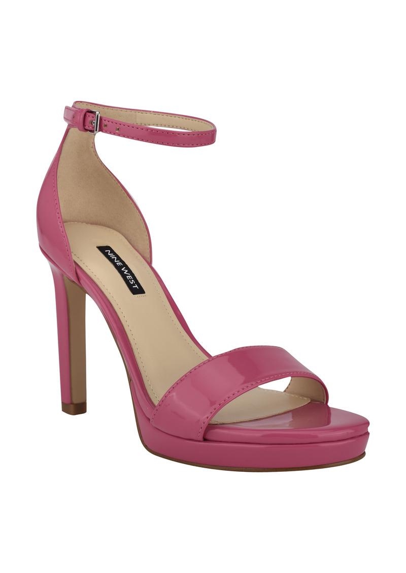Nine West Edyn Ankle Strap Sandal (Women)