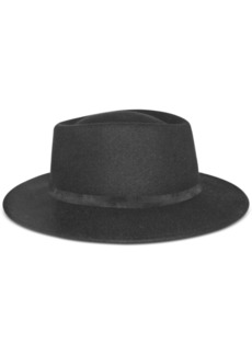 Nine West Felt Crown Panama Hat