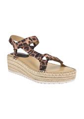 Nine West Glampin Espadrille Platform Sandal (Women)