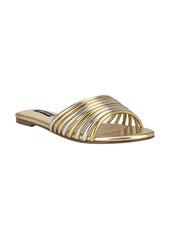 Nine West Links Strappy Slide Sandal (Women)