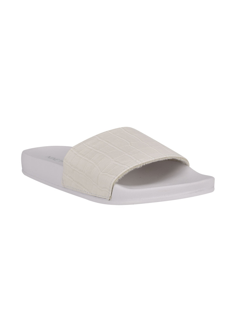 Nine West Sand Bar Slide Sandal (Women)