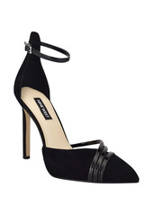Nine West Taunt Pointed Toe Pump (Women)