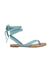 Nine West Tied Up Ankle Tie Sandal (Women)