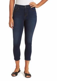 NINE WEST Women's Gramercy Skinny Crop Length Jean   Regular