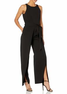 NINE WEST Women's Jumpsuit with Flyaway Pant