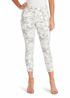 NINE WEST Women's Misses Gramercy Skinny Crop Length Jean