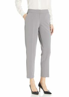 NINE WEST Women's Drapey Crepe Pant