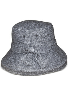 Nine West Wool Blend Boucle Kettle Hat