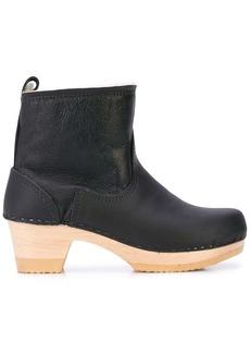 """No.6 5"""" Shearling Clog boots"""