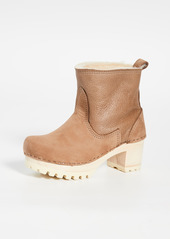 No.6 Pull On Shearling Boots