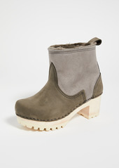 No.6 Pull On Shearling Mid Tread Boots