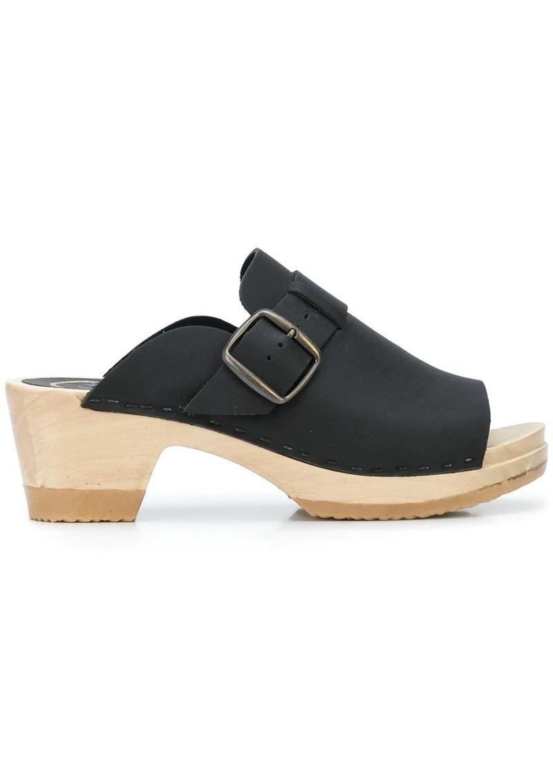 No.6 Riley clog sandals