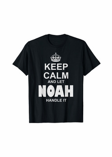 Best gift for NOAH- NOAH named T-Shirt