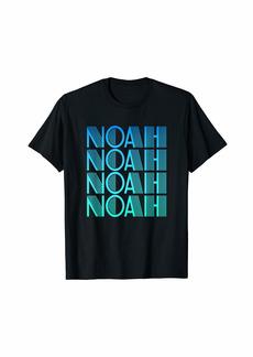 Noah Name Gift for Boys Named Noah T-Shirt