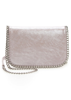 Nordstrom Biana Faux Leather Wallet on a Chain