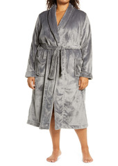 Nordstrom Bliss Plush Robe (Plus Size)