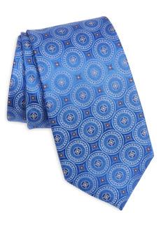 Nordstrom Breckel Medallion Silk Tie