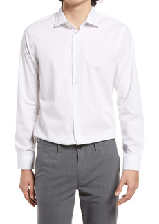 Nordstrom Extra Trim Fit Non-Iron Dress Shirt