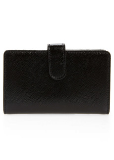 Nordstrom Kelly Leather Wallet