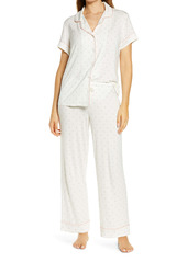 Nordstrom Lingerie Moonlight Crop Pajamas