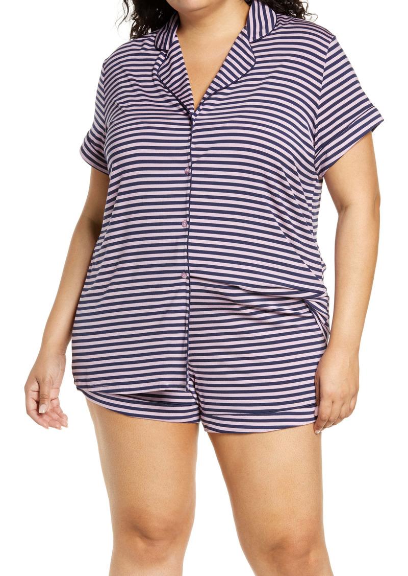 Nordstrom Lingerie 'Moonlight' Short Pajamas (Plus Size)