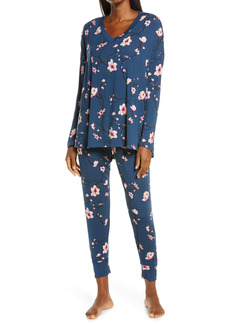 Nordstrom Moonlight V-Neck Pajamas