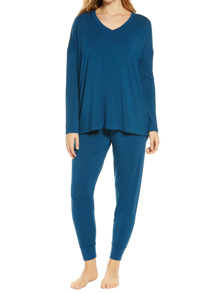 Nordstrom Moonlight V-Neck Pajamas