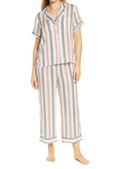 Nordstrom Lingerie Sweet Dreams Crop Pajamas