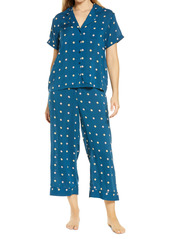 Nordstrom Lingerie Sweet Dreams Crop Pajamas