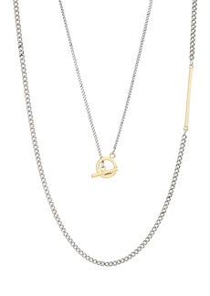Nordstrom Long Layered Necklace