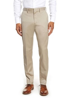 Nordstrom Athletic Fit Leg Non-Iron Chinos