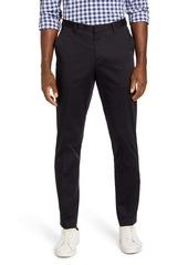 Nordstrom Extra Trim Fit Stretch Cotton Dress Pants