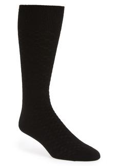 Nordstrom Mini Check Ultrasoft Socks (Buy More & Save)