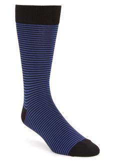Nordstrom Ultra Soft Stripe Socks (Buy More & Save)