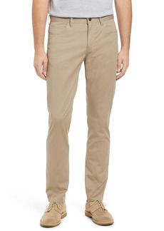 Nordstrom Men's Sueded Slim Fit Stretch 5-Pocket Pants