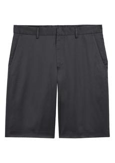 Nordstrom Non-Iron Stretch Cotton Shorts