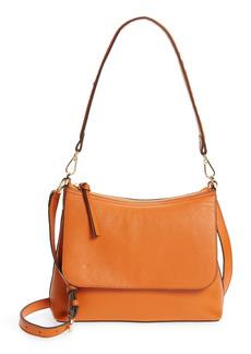 Nordstrom Poppy Leather Hobo Bag