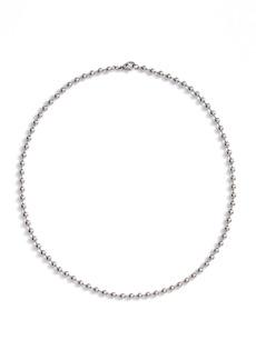 Nordstrom Shot Bead Necklace