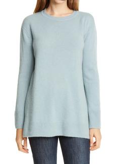 Nordstrom Signature Cashmere Tunic Sweater