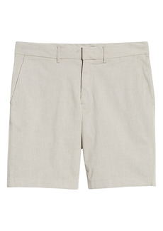 Nordstrom Slim Fit CoolMax® Flat Front Performance Chino Shorts