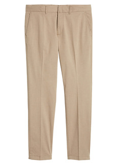 Nordstrom Slim Fit CoolMax® Flat Front Performance Chinos