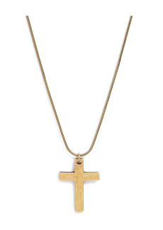 Nordstrom Snake Chain Pendant Necklace