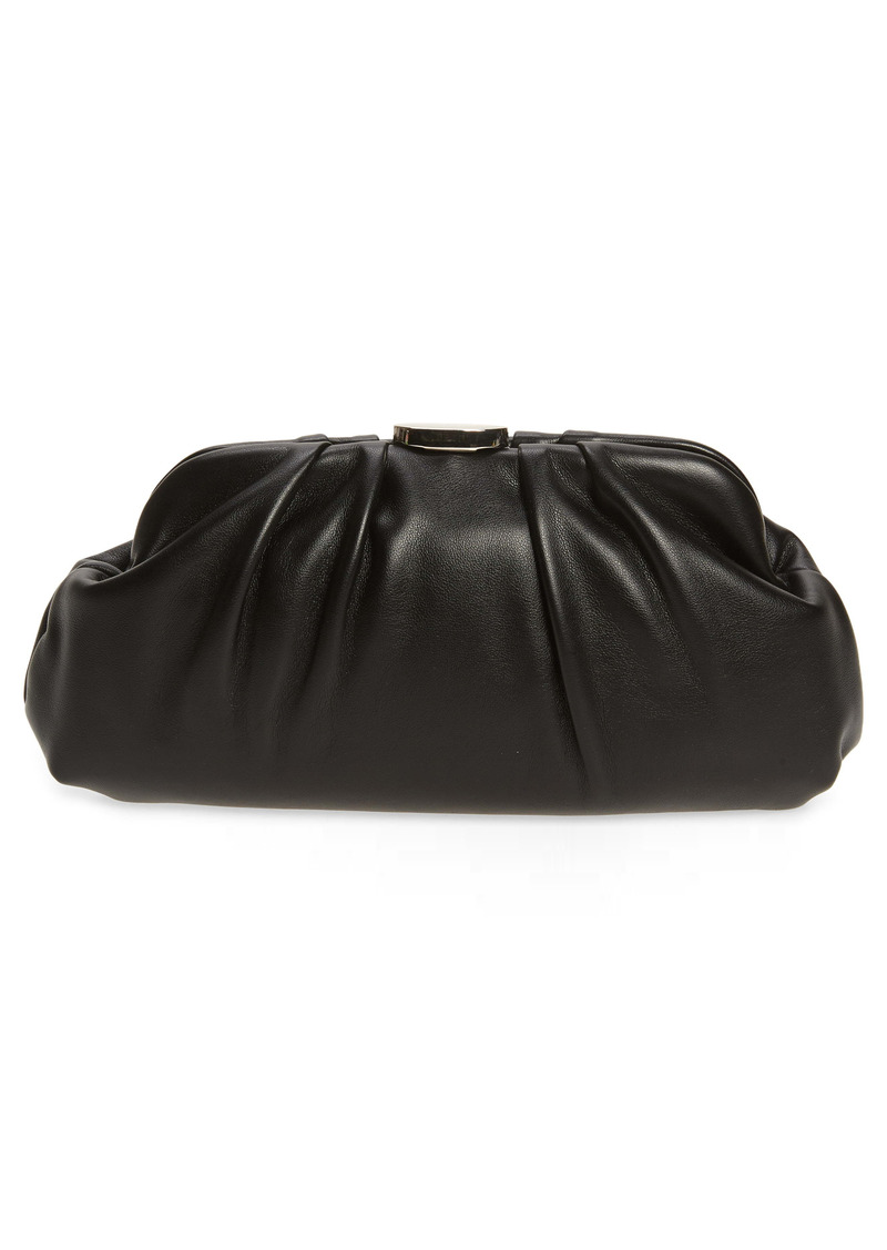Nordstrom Soft Faux Leather Clutch