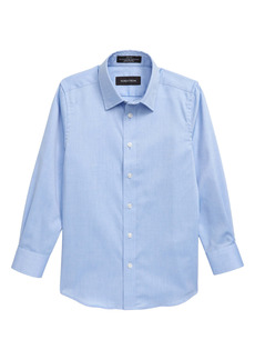 Nordstrom Solid Dress Shirt (Toddler, Big Boy & Little Boy)