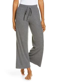 Nordstrom Wide Leg Lounge Pants